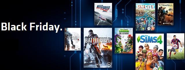 Black Friday Electronic Arts