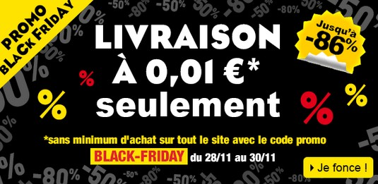 Black Friday Decitre
