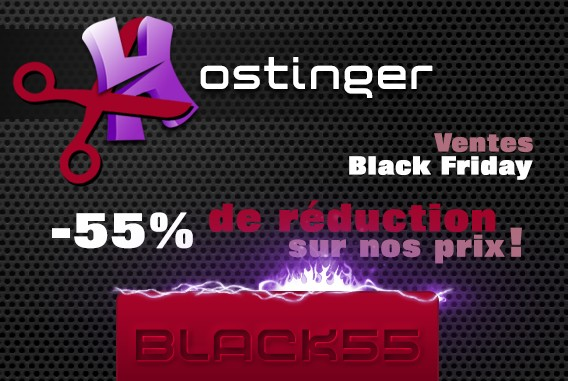 Black Friday Hostinger