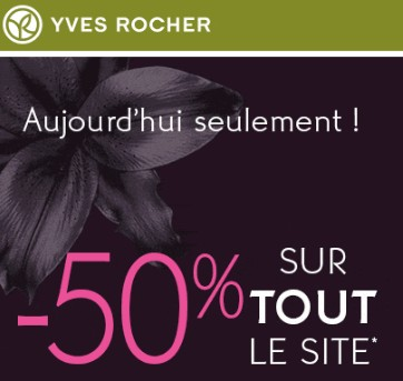 Black Friday Yves Rocher