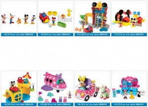 Bon plan Fisher Price Waaoh Auchan