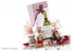 Coffret Tariquet Cellier du Perigord
