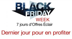 Dernier jour Black Friday Amazon