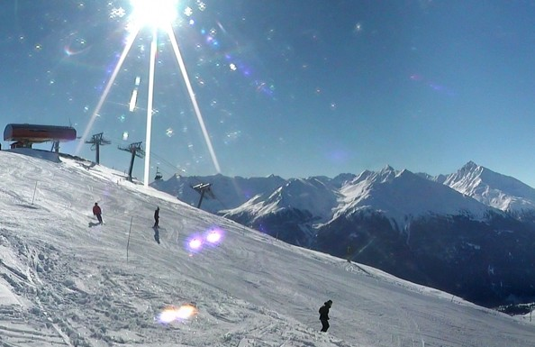 Forfait de ski Aussois en Vanoise moitie prix