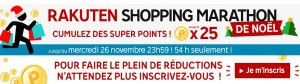 Shopping Marathon Priceminister