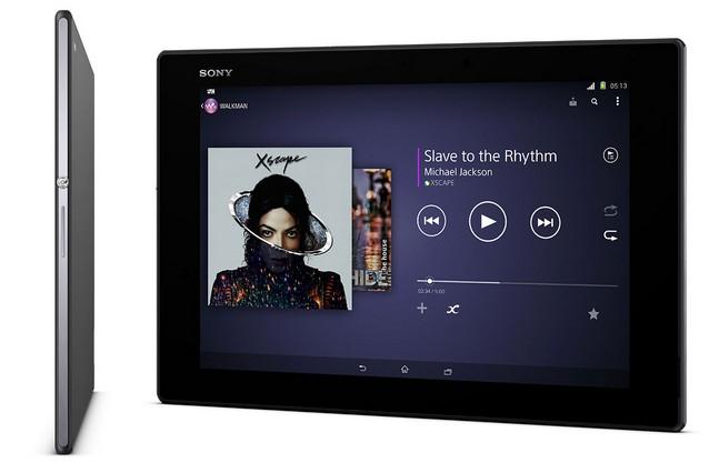 Tablette Sony Xperia Z2 16 GO etanche