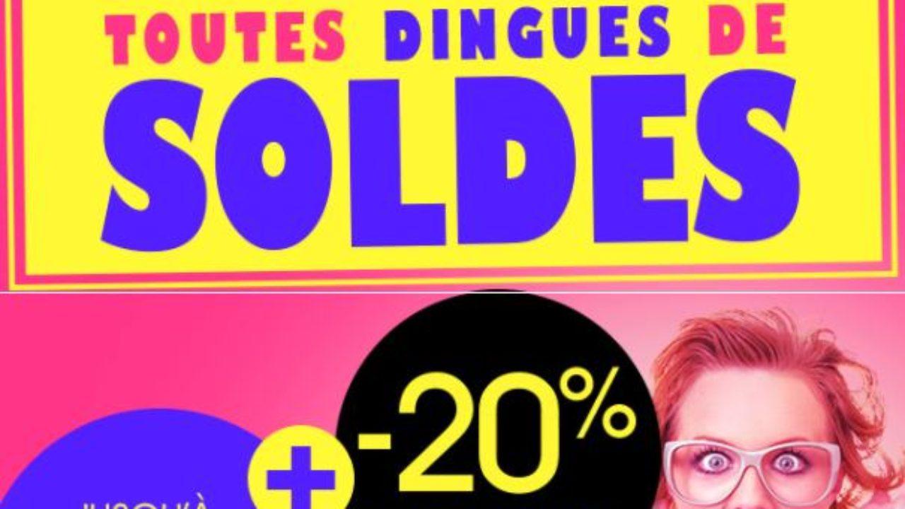 aff09d8df00 20% suppl. sur les SOLDES Excedence jusqu à -85% (dont marques) – livraison  gratuite dès 20€
