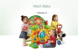 bon plan Vtech Baby