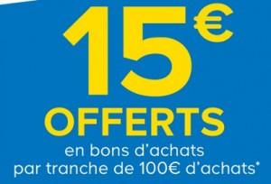 castorama 15 euros