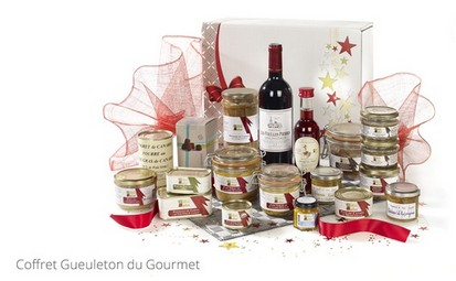 coffret gourmand Cellier du Perigord