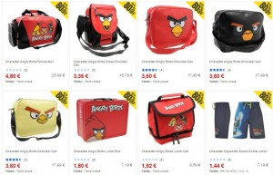 destockage Angry Bird