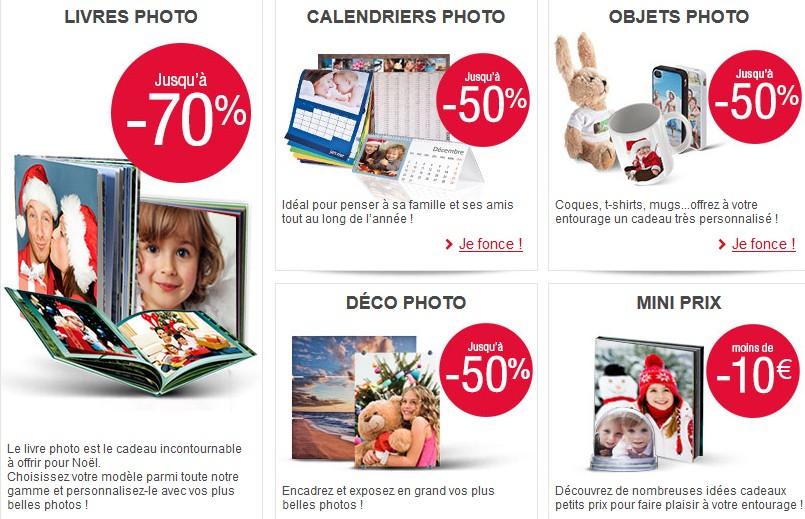 promotion jusqu 70 sur l espace photo auchan livre photo calendrier objet photo. Black Bedroom Furniture Sets. Home Design Ideas