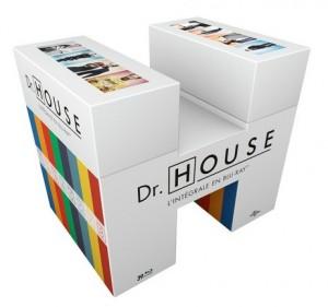 integrale de la serie Dr. House en Blu-ray