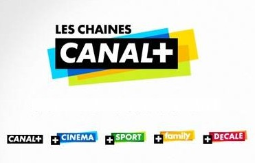 les chaines Canal Plus
