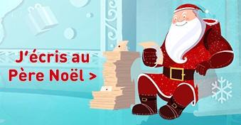 lettre du Pere Noel gratuite envoyee par La Poste