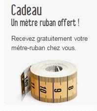 metre ruban gratuit sur Sizall