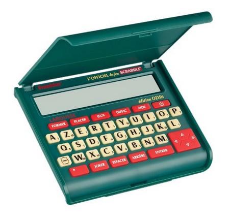 officiel du jeu de Scrabble électronique Franklin
