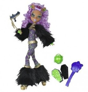 poupee Monster High Halloween SOLDES