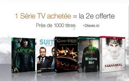 serie TV gratuite Amazon
