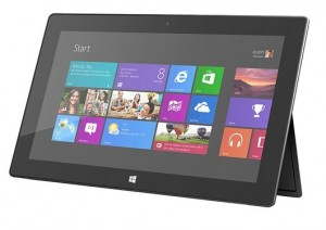 tablette Microsoft Surface RT 32