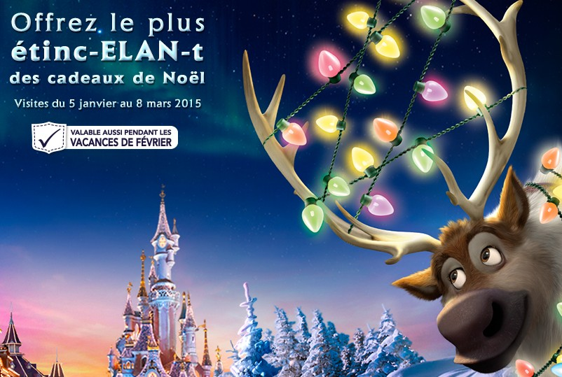 Billetterie Disneyland vente privee