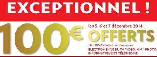 conforama 100 euros tous les 500 euros