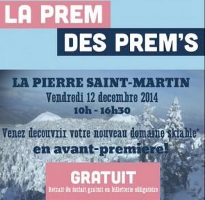 forfait gratuit pour La Pierre Saint-Martin