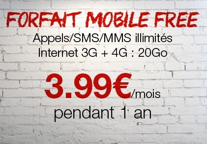 free Mobile decembre