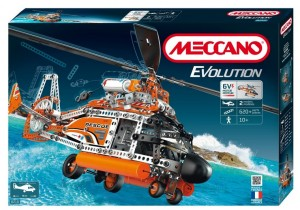 helicoptere Meccano Evolution pas cher