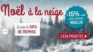 offre speciale Vacances Noel – Nouvel An pas cheres