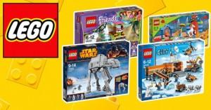 remise immédiate sur tous les Lego