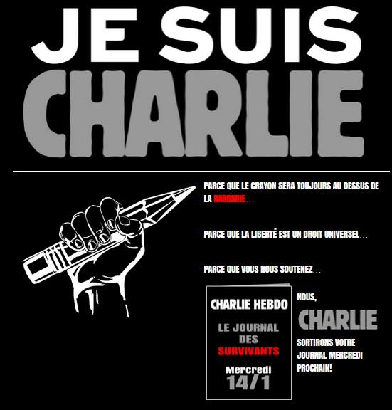 Abonnement Charlie Hebdo site officiel