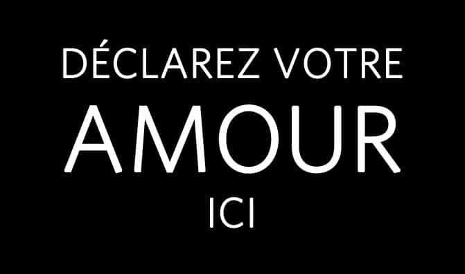 CONCOURS ! declarez votre amour sur Groupon