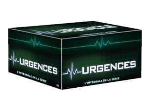 Coffret DVD integrale Urgences