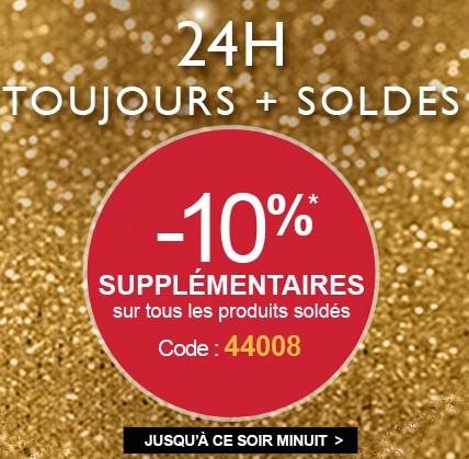 e589d0d89e8 Soldes La Redoute hiver 2015   jusqu à -80% et 10% supplémentaire ...