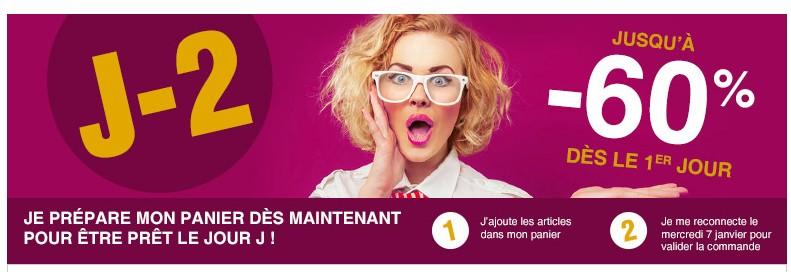 Préparez les soldes Carrefour d'hiver