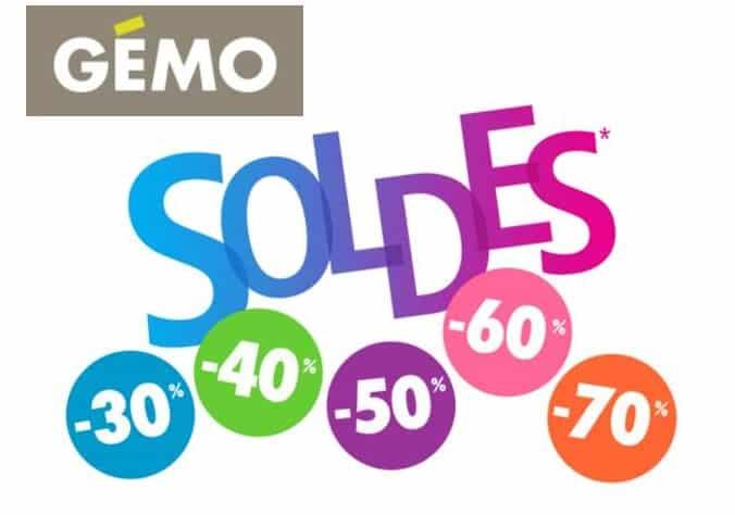 gemo chaussures soldes 2013. Black Bedroom Furniture Sets. Home Design Ideas