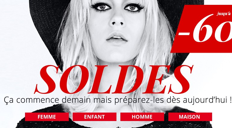 Soldes 3 suisses 2015