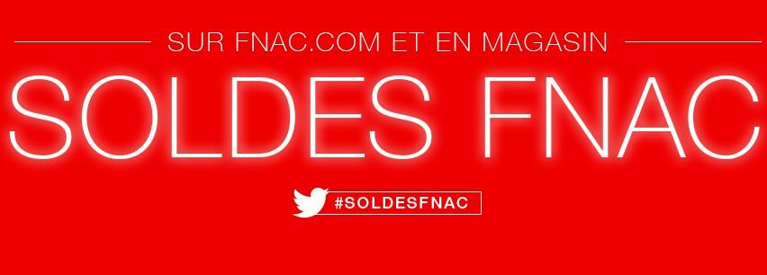 Soldes FNAC hiver 2015