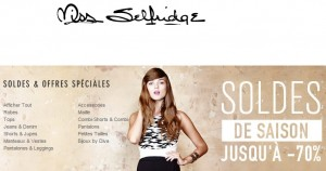 Soldes Miss Selfridge