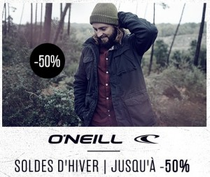 Soldes O' Neill hiver 2015
