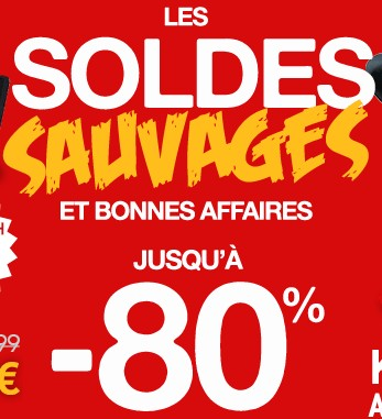 Soldes Rue du Commerce Hiver 2015