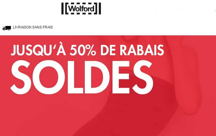 Soldes Wolford 2015