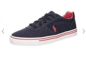 baskets Ralph Lauren homme Hanford