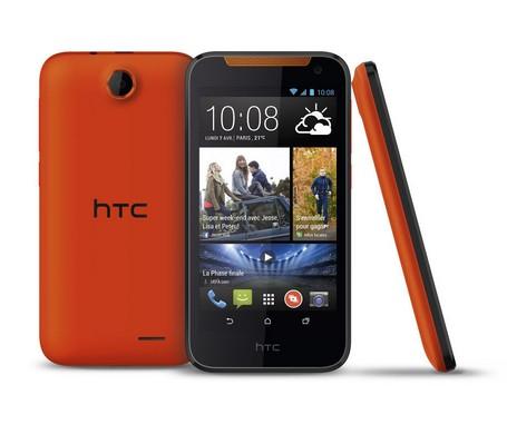smartphone HTC Desire 310 pas cher