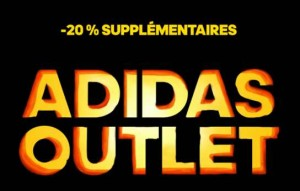 Adidas Outlet code promo
