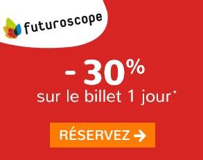 Code promo Futuroscope