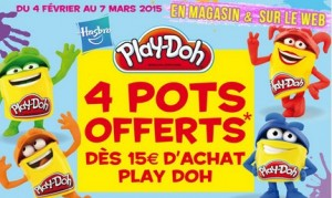 Offre King Jouet – Play-Doh