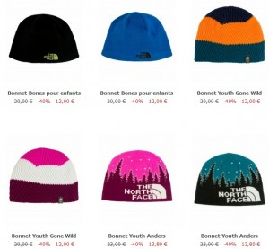 bonnet enfant The North Face