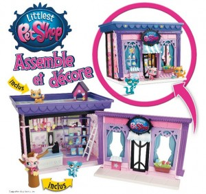 boutique Littlest Petshop a 13 euros